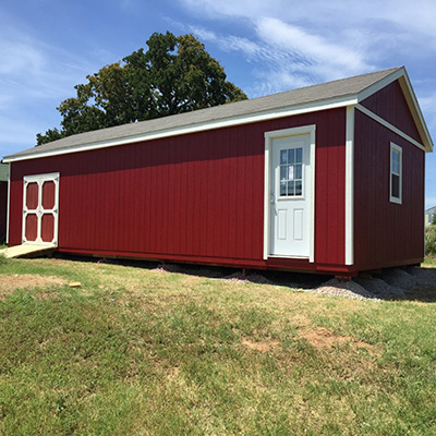 Advantages of LP Prostruct Flooring for Your Shed in Aledo
