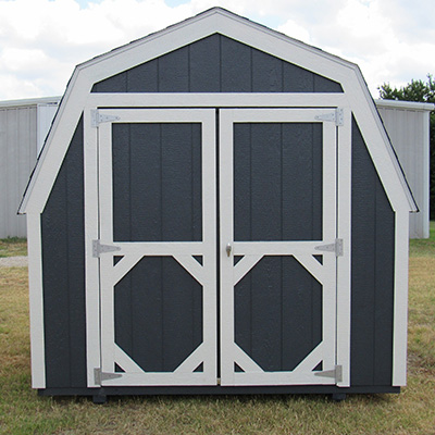Ranch Barn Style Sheds in Aledo