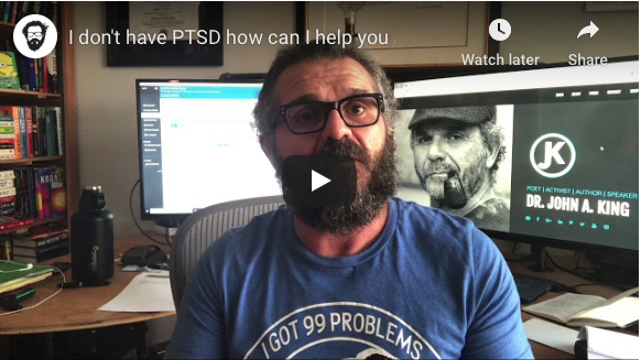 How to Help Someone With PTSD In Aledo.